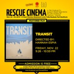 PSF PER MOVIE POST - Transit